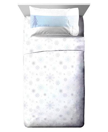 Полный лист цветных блоков, 4 штуки Frozen
