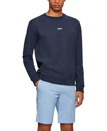 BOSS Men's Relaxed-Fit Logo Sweatshirt BOSS Hugo Boss