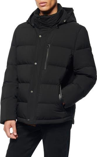 Стеганое пуховое пальто Tambos Andrew Marc