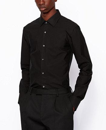 Мужская приталенная рубашка Jango от BOSS BOSS Hugo Boss