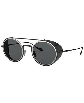 Мужские солнцезащитные очки, AR6098 Giorgio Armani