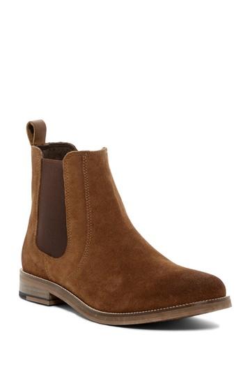 Кожаные ботинки челси Denham Crevo