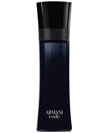 Armani Code for Men Туалетная вода-спрей, 4,2 унции. Giorgio Armani