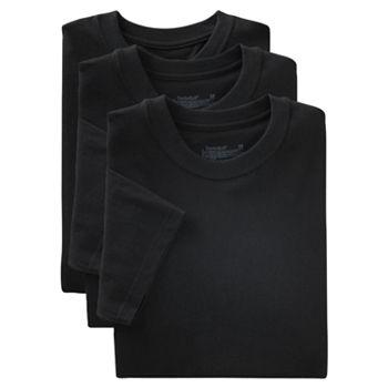 Big & Tall Hanes Ultimate®, 3 пары футболок с круглым вырезом Fresh IQ Hanes