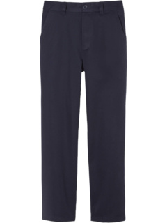 Pull-On Relaxed Fit School Uniform Pants (Little Kids/Big Kids) French Toast