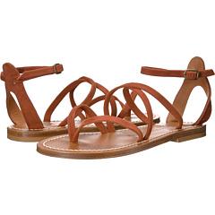Велюровые сандалии Epicure K.Jacques