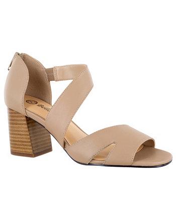 Коррин женские босоножки на каблуке Bella-Vita