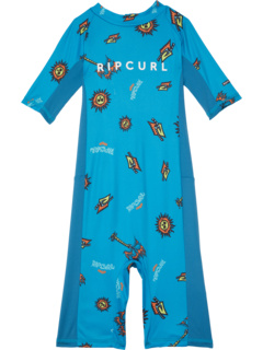 Short Sleeve UV Spring (Toddler/Little Kids) Rip Curl Kids