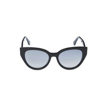 """Солнцезащитные очки """"кошачий глаз"""" 53 мм Roberto Cavalli"""