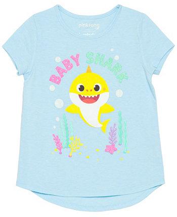 Футболка Little Girls Baby Shark Disney