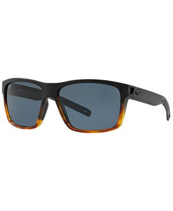 Поляризованные солнцезащитные очки, SLACK TIDE 60 COSTA DEL MAR