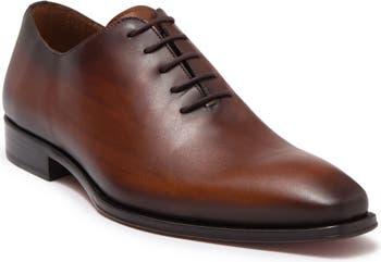 Wholecut Leather Oxford Mezlan