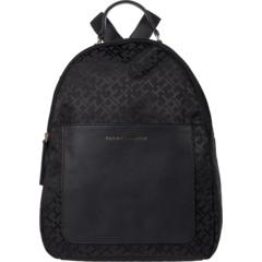 Linda II-Рюкзак среднего размера-Жаккард с геометрическим рисунком Tommy Hilfiger