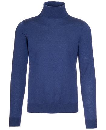 Мужской легкий свитер с высоким воротом Paisley & Gray