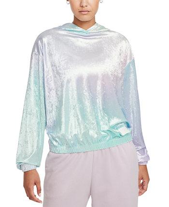 Велюровая худи Femme Sportswear больших размеров Nike