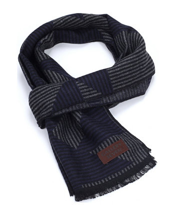 Мужские хлопковые зимние шарфы Gallery Seven
