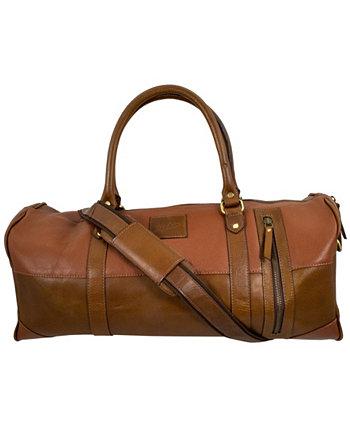 Кожаная миниатюрная спортивная сумка Florsheim