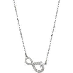 Бесконечное ожерелье Swarovski