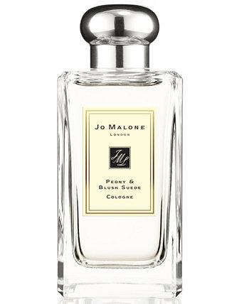 Peony & Blush Замшевые одеколоны, 3,4 унции Jo Malone London