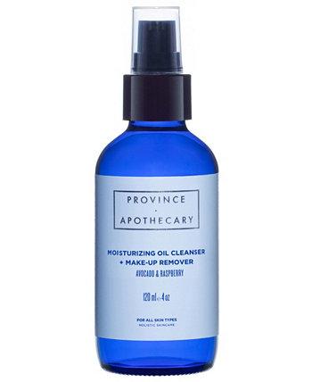 Увлажняющее очищающее масло и средство для снятия макияжа, 4 унции Province Apothecary