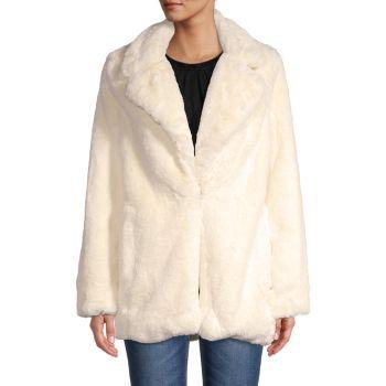 Пальто Paley из искусственного меха Bailey 44