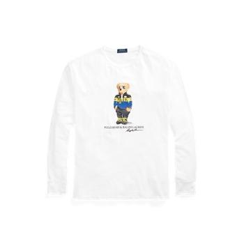 Classic Fit Polo Bear Jersey T-Shirt Ralph Lauren