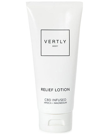 КБР Infused Relief Lotion VERTLY