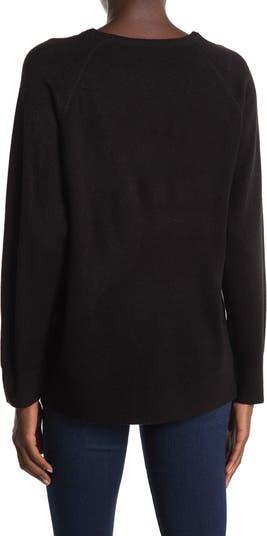 Свитер-пуловер с рукавами реглан в рубчик Modern Girl Sweet Romeo