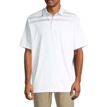 Рубашка-поло Swing Tech в фактурную полоску Callaway