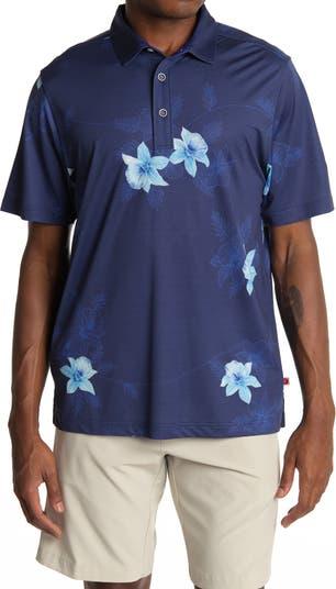 Рубашка-поло с короткими рукавами Coastal Aloha Toes on the Nose