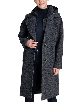 Пальто Walker с капюшоном Michael Kors
