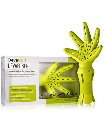DevaFuser Универсальный рассеиватель для всех видов завитков, от PUREBEAUTY Salon & Spa DevaCurl