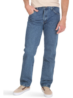 Мужские классические джинсы классического кроя Authentics Wrangler