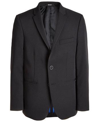 Big Boys Классический эластичный черный костюм DKNY