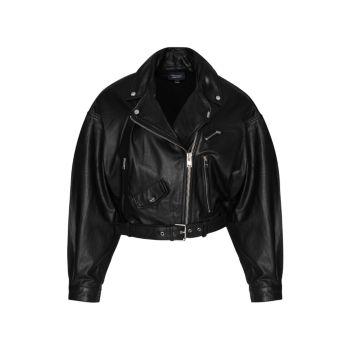 Кожаная байкерская куртка Dylan LAMARQUE