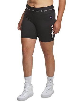 Аутентичные велосипедные шорты плюс размер Champion
