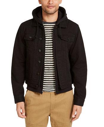 Мужская куртка Dillon Trucker, созданная для Macy's Sun + Stone