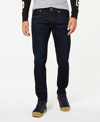 Мужские приталенные джинсы D-Staq с 5 карманами, созданные для Macy's G-Star