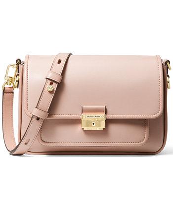 Кожаная сумка через плечо Bradshaw среднего размера Michael Kors