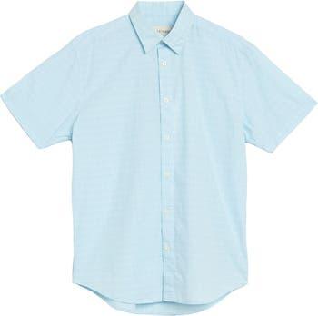 Рубашка стандартного кроя с короткими рукавами и принтом Loma COASTAORO