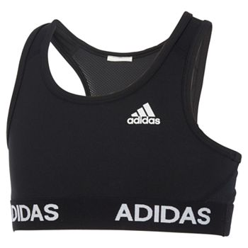 Girls' 7-16 adidas Mesh Back Sports Bra Adidas