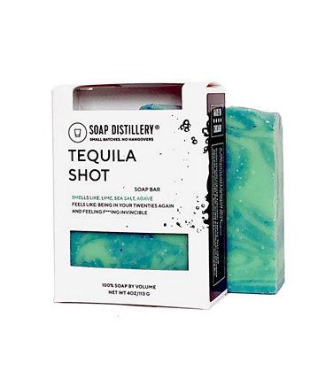 Мыло Tequila Shot Soap Bar Soap Distillery
