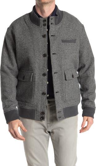 Куртка Anthony Twill из смесовой шерсти THE NORMAL BRAND