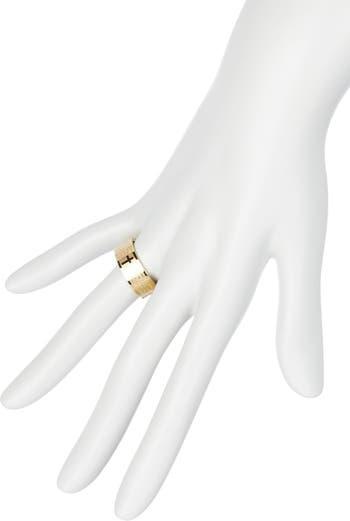 Молитвенное кольцо нашего отца HMY Jewelry