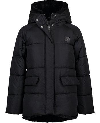 Куртка с подкладкой для больших девочек Calvin Klein