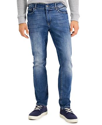 Мужские джинсы приталенного кроя Kalb, созданные для Macy's Sun + Stone
