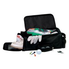 Кожаная сумка для обуви для гольфа Royce Royce Leather