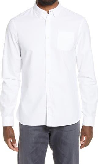 Fairview Slim Fit Button-Up Shirt AllSaints