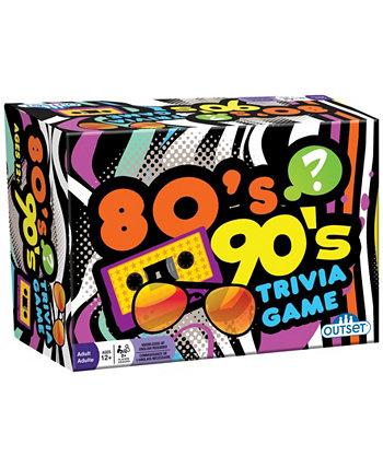 80-х 90-х викторины Outset Media