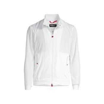 Куртка-ветровка на молнии Swim Kiton
